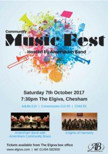 MusicFest 2017 @ Elgiva Theatre